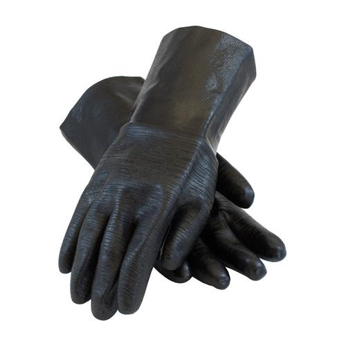 PIP 57-8640R 起皱氯丁手套(棉毛布内衬) 57-8