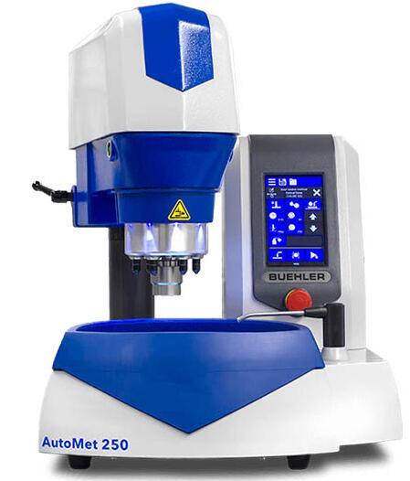 AutoMet 250研磨抛光机