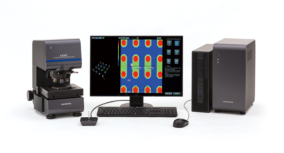 ?OLS5000 3D测量激光显微镜