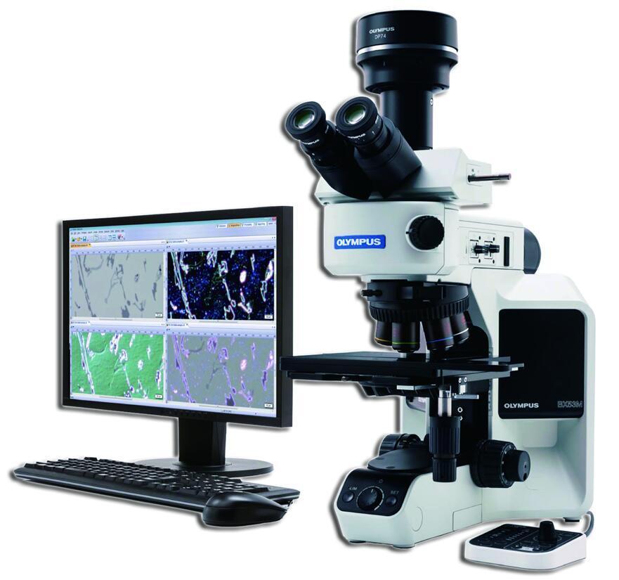 奥林巴斯BX53M金相显微镜