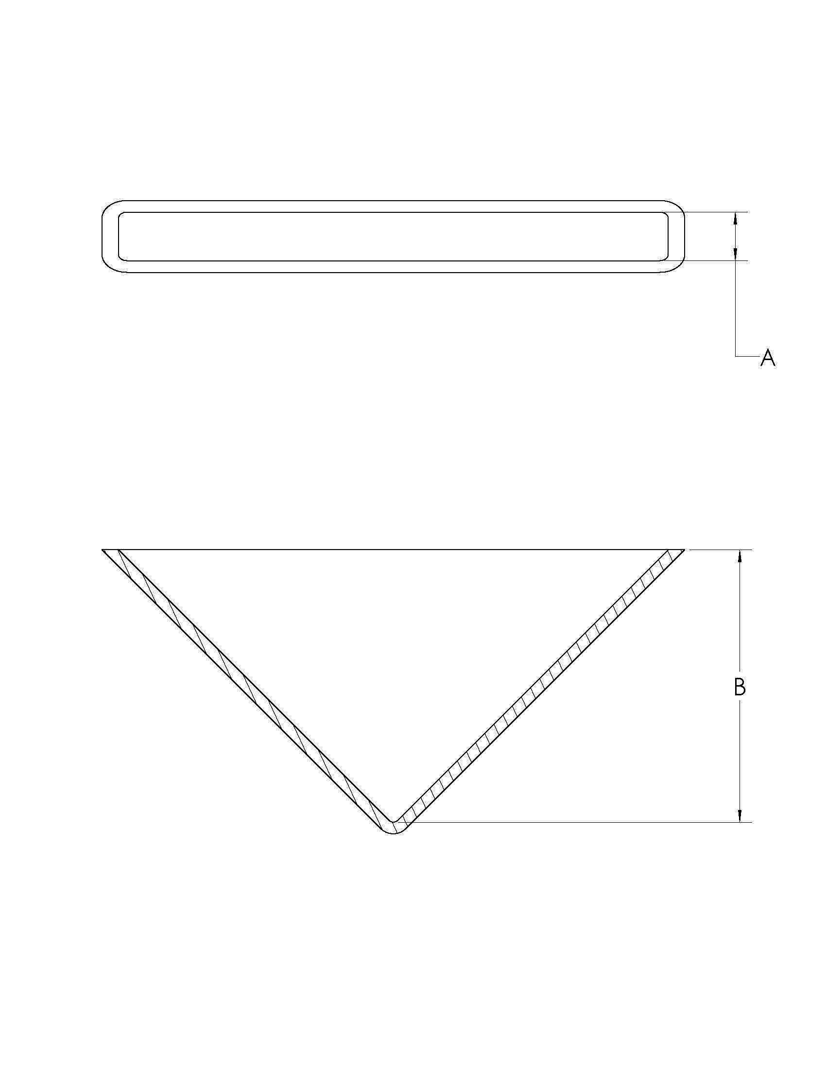鱼缸背滤设计图纸展示