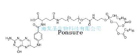 精确聚合度的小分子定制. 结构式: 应用简介图片