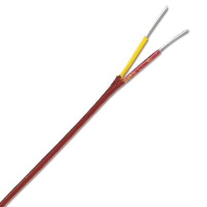 美国omega美国Omega K型热电偶线 美规色标: 红负,黄正