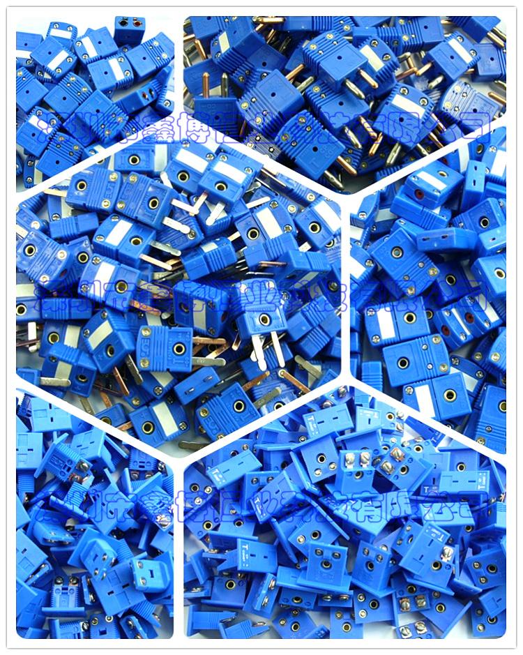 美国Omega常用的T型热电偶插头插座-常备现货
