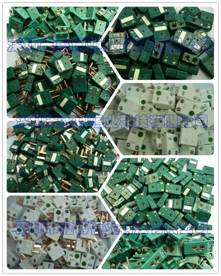 美国omega R/S型热电偶连接器-现货系列图片