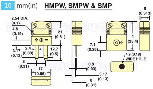 热电偶接线端子