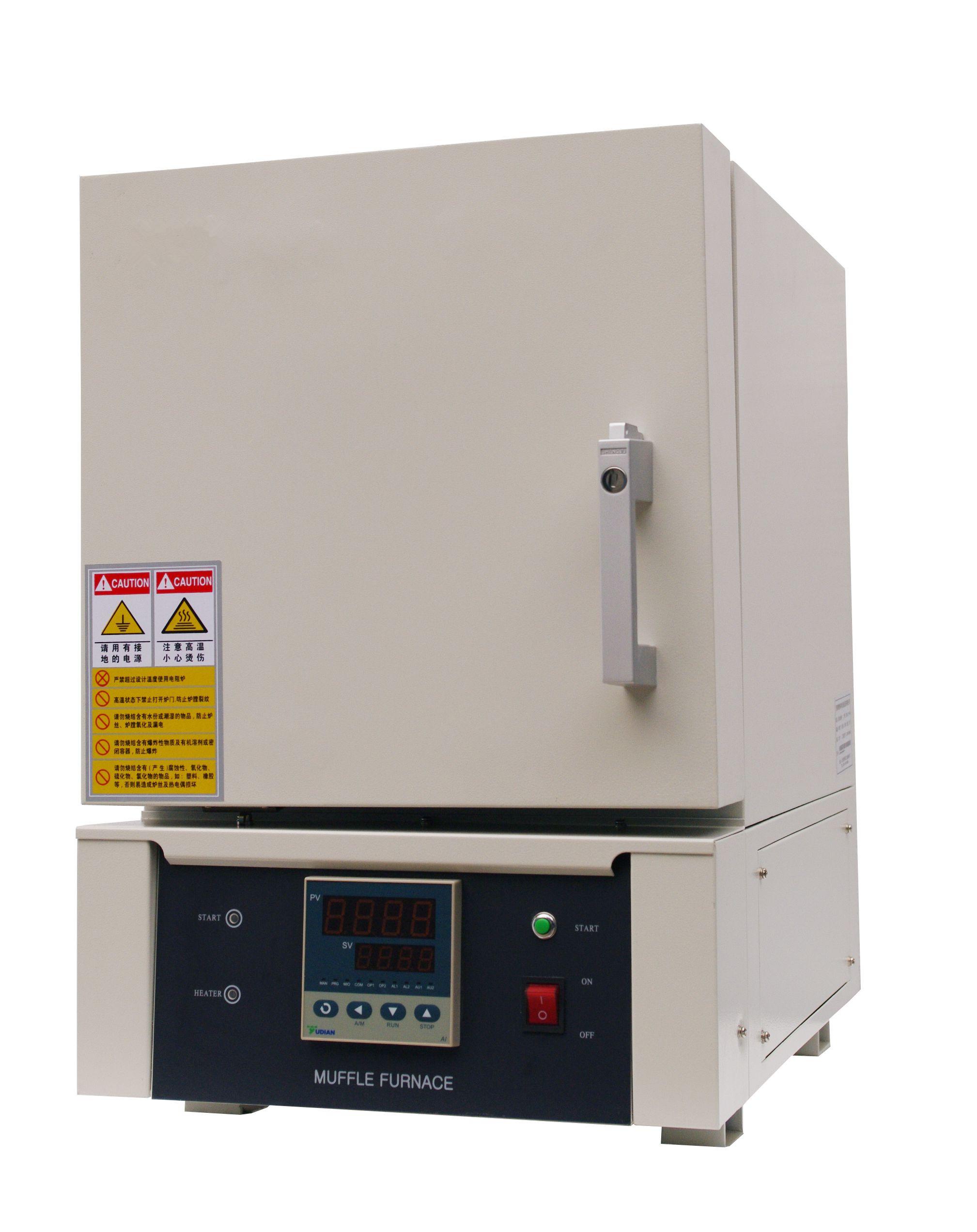 陶瓷纤维箱式电阻炉图片