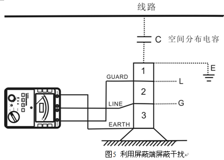 防雷摇表接线冬图