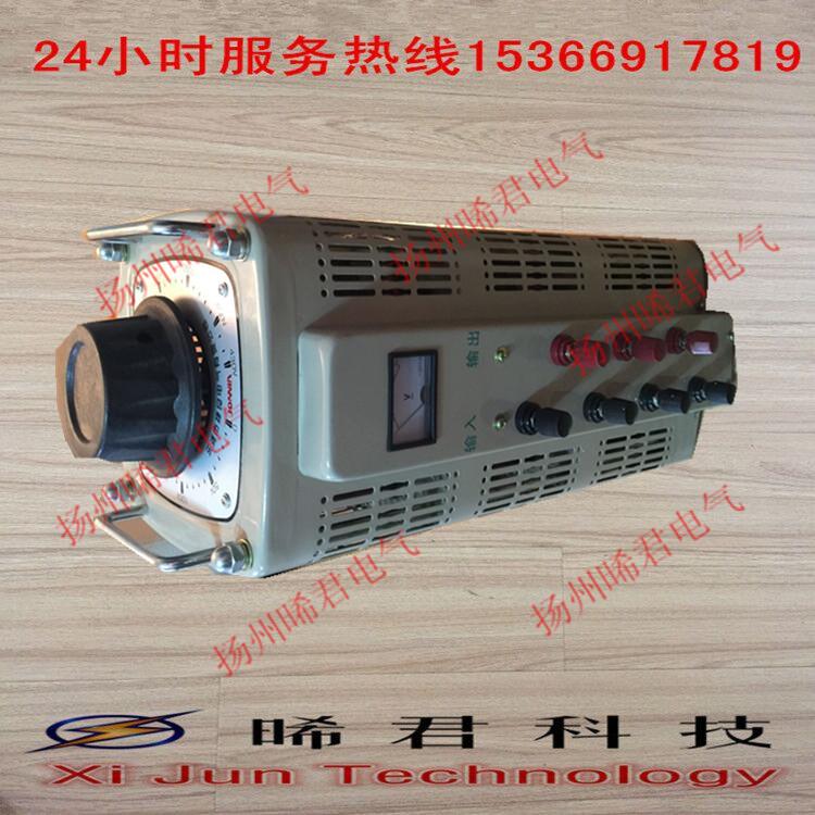 单相调压器a,x接线柱为输入,a,x接线柱为输出;三相调压器a.b.