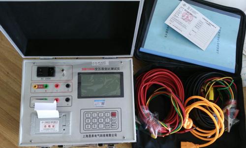SGB1000A变压器变比测试仪