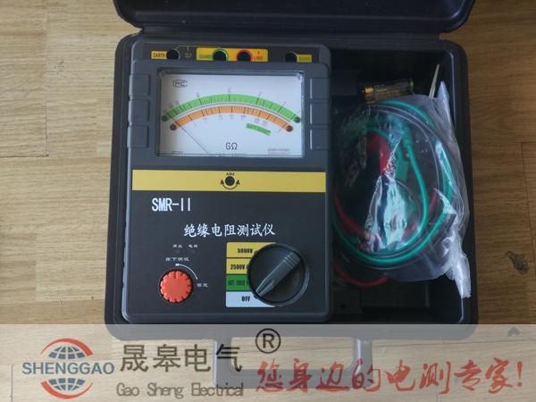 DMH系列绝缘电阻测试仪型号规格详解