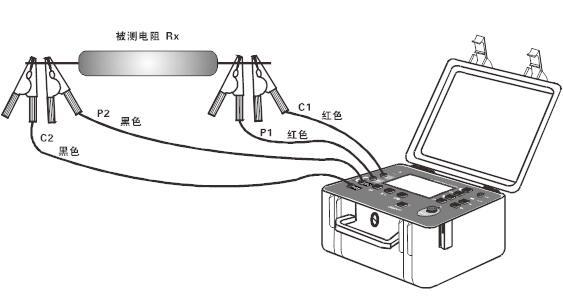 SG3050等电位测试仪的使用方法和操作规程
