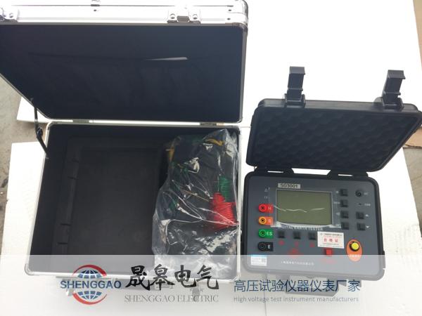 SG3001接地电阻土壤电阻率测试仪/防雷检测设备