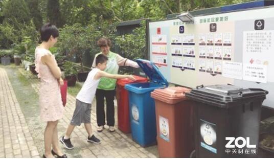 """上海將迎來""""史上*嚴垃圾分類新規"""" 違規者可處50至200元罰款"""