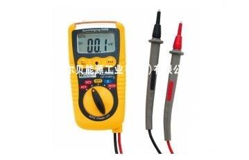 万用表测24伏电压图解
