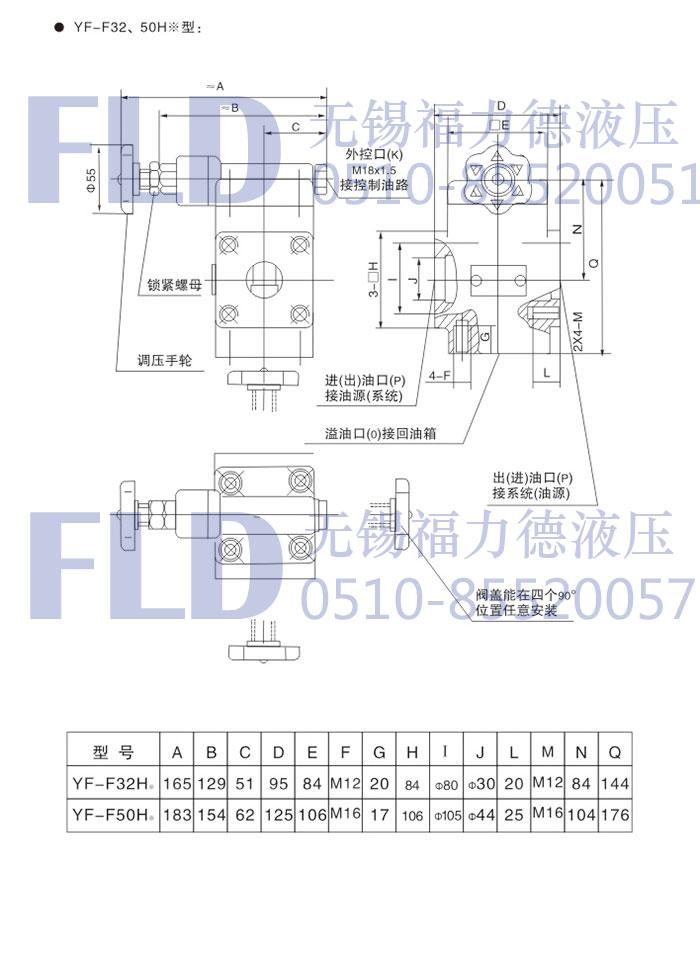 Y2EO-Hc32,Y2EO-Hd32,Y2E1H-Ha10B,电磁溢流阀生产厂家