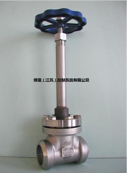 dn65不锈钢低温截止阀 dj61h-16p焊接低温截止阀图片