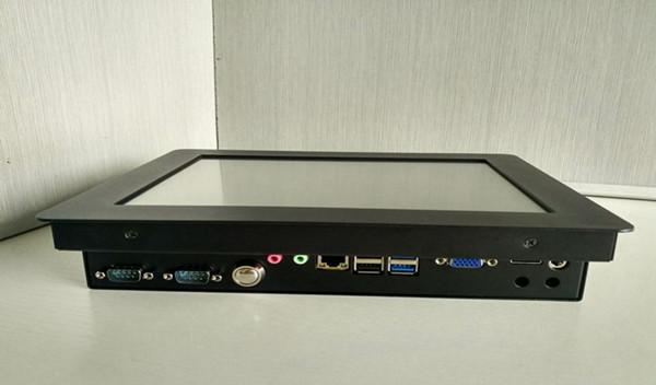 三防平板电脑101寸条码扫描防水防摔加固计算机PDA