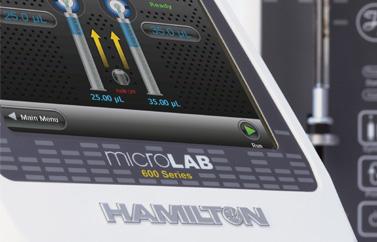 汉密尔顿实验室仪器