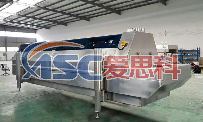 隧道式液氮速凍設備