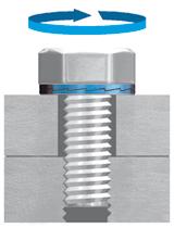 NORD-LOCK(洛帝牢)防松垫圈锁紧功能介绍1