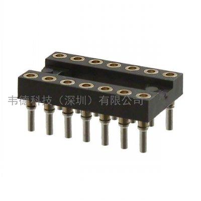 mill-max 614-93-314-31-012000_连接器用于ic的插座_韦德科技(深圳)有限公司