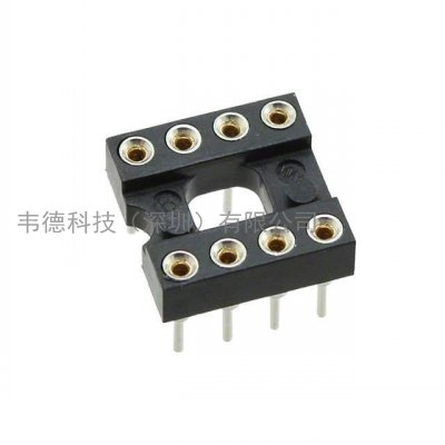 mill-max110-41-308-41-001000_连接器用于ic的插座_韦德科技(深圳)有限公司