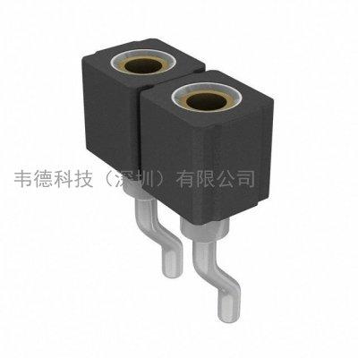 mill-max_801-43-002-40-002000 _mill-max矩形_板对板连接器 _针座,插座,母插口_韦德科技(深圳)有限公司