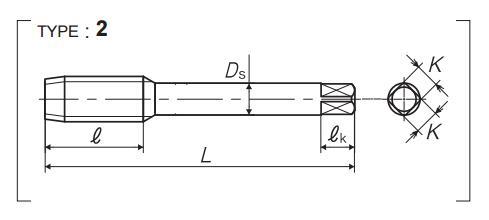 yamawa挤压丝攻类型-R-Y挤压丝锥种类-韦德科技(深圳)有限公司0755-26656615