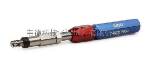 kato无尾螺套安装工具_手动工具,适合装配公制无尾螺套_韦德科技(深圳)有限公司