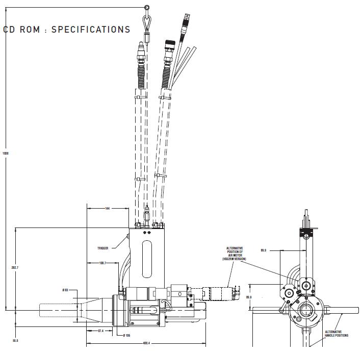 HuckHS52液压铆钉枪—韦德科技0755-26656615