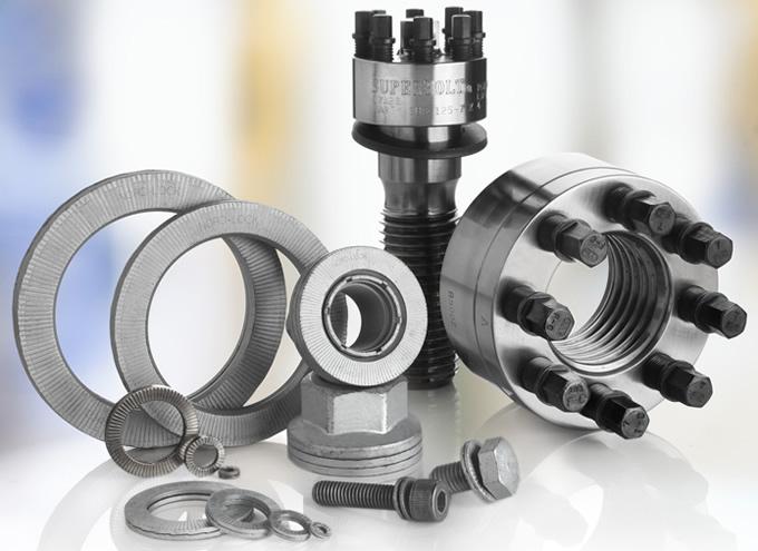 NORD-LOCK防松墊圈的產品優點和使用領域