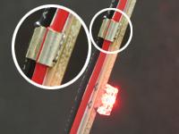 Zierick表面贴装绝缘刺穿式压接端子示图