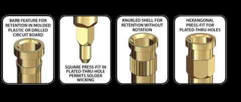 Mill-Max Press-Fit技术介绍图2