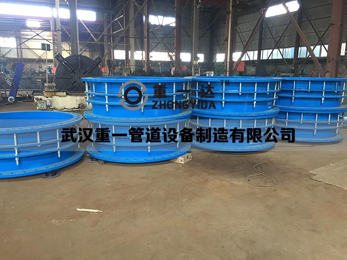 武汉DN1800钢制伸缩接头