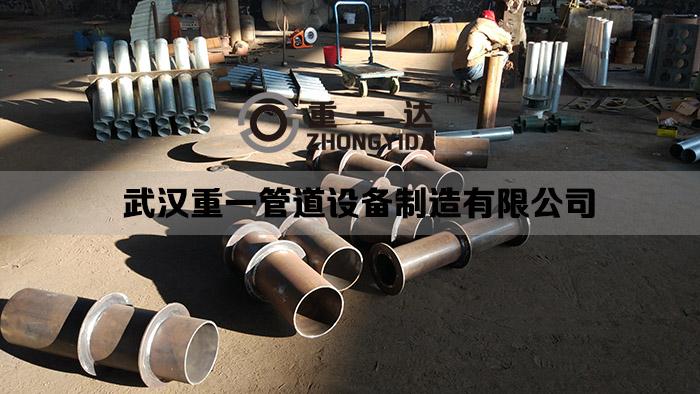 武汉刚性柔性防水套管现场加工立等可取