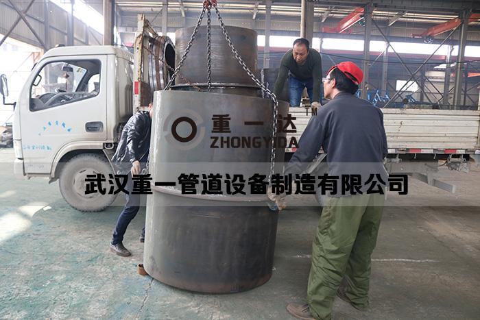 加长型刚性防水套管发货