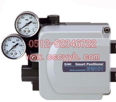 SMC阀门定位器IP8101系列电气定位器有:IP8101-030,IP8101-032,52-IP8101-034
