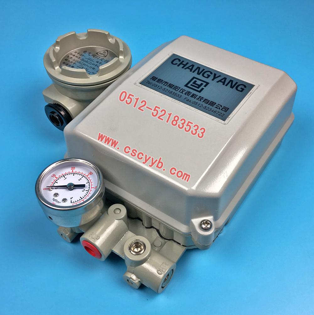 EP3000电气阀门定位器
