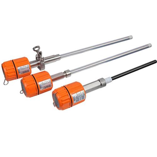 模块和专有同轴电缆内置在粉尘传感器探头接线盒中