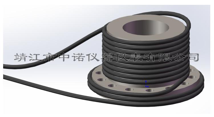 安铂中频感应联轴器加热器