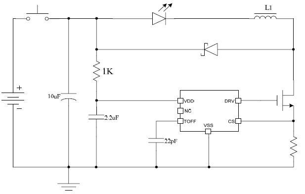 三功能LED电动车驱动ic