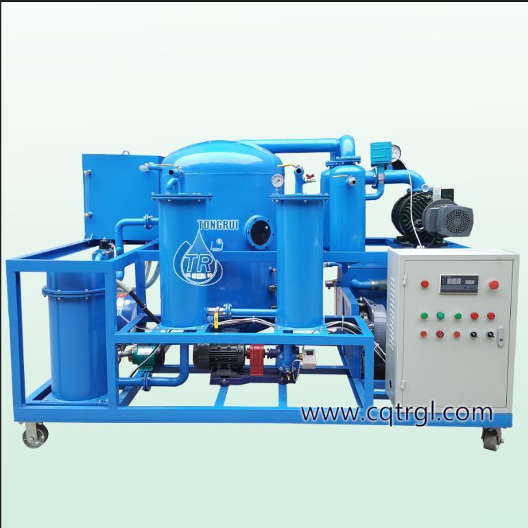 ZJD-S双级真空脱大水专用滤油机