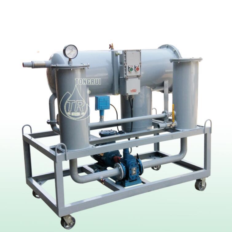 轻质润滑油燃油滤油机