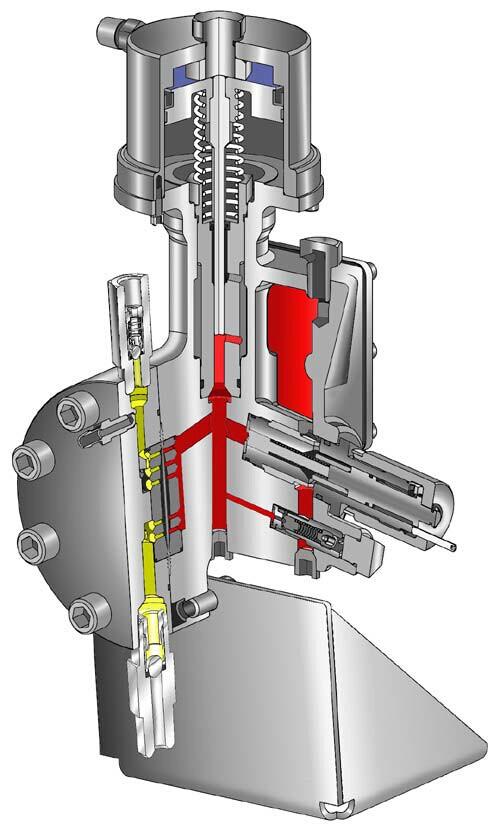 0 gph ),一种底座  免维护的密封液压系统  米顿罗和威廉姆斯技术的图片