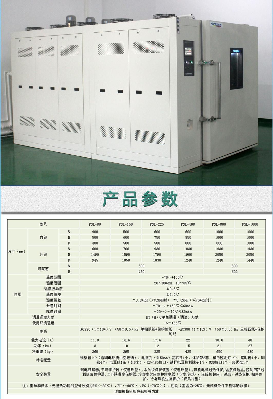 高溫高濕試驗箱,高溫高濕箱,恒溫恒濕機規格系列齊全,可根據用戶不同要求定制不同尺寸/使用指標/各種選配功能