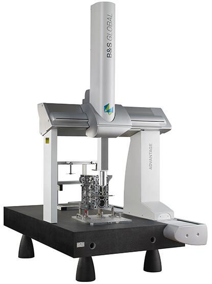 海克斯康桥式三坐标测量机