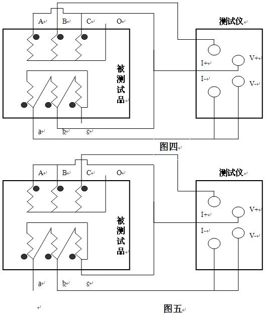 按循环键光标可在选择电流、绕组温度、换算温度、数据查询、参数设置、时间等包含的选项之间移动,按选择键可对上述六项主菜单包含的选项循环选择,当光标在绕组温度时,按启动键可使光标在三个数据位之间滚动显示,选择键可使每个数据位的数据在0-9之间循环显示,选定测试电流后,当前选项为除绕组温度之外的任何选项时按启动键可启动测量。 在上图中,按循环键将光标移动到修改时钟
