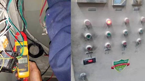 硕吉电动机保护器携手冶金行业