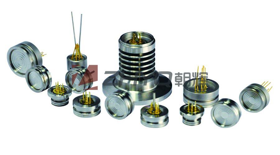 硅压阻式充油压力芯体